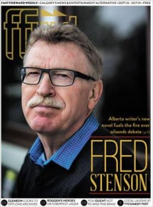 Fred on the Cover of Fast Forward