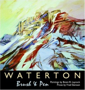 Waterton Brush & Pen - Non-fiction